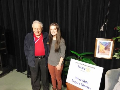 Students Help Seniors Share Their Legacy