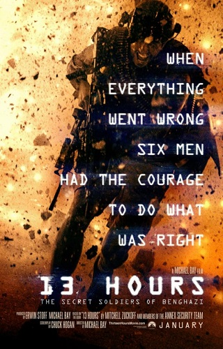 13 Hours: The Secret Soldiers of Benghazi delivers subliminal history lesson about September 11, 2012