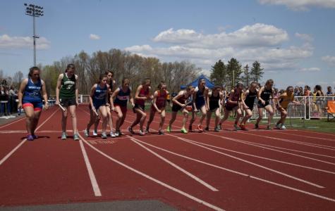 West Side hosts George Steele relays