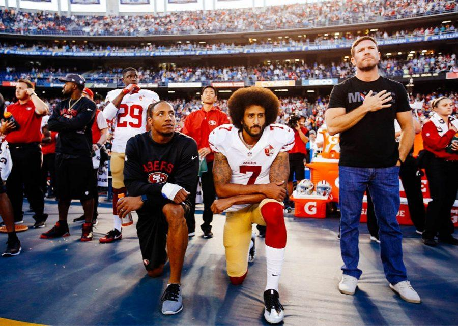 Opting Out Of The Anthem: A Way To Raise Awareness On America's Problems