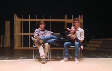 Drama Club explores foreign territory