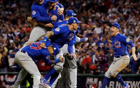 2016 World Series goes to the Cubs
