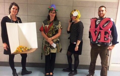 Art Teachers as Art