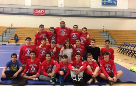 West Side Wrestling Starts Season Strong