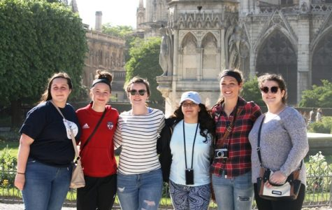 French and Italian Students Use their Classroom Skills While Studying Abroad Over Spring Break