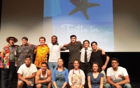 """Turtle in Paradise"" Comes to WSHS"