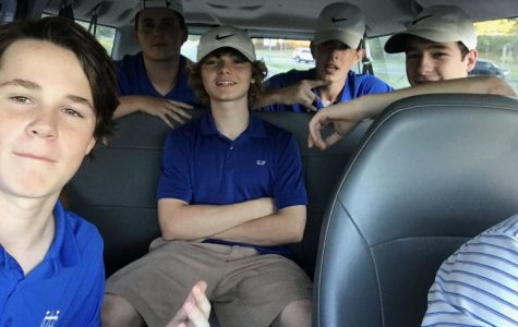 Golf Team Stays Positive Despite Struggles