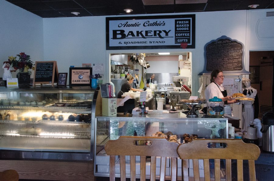 Get Breakfast and Lunch At Auntie Cathie's Kitchen