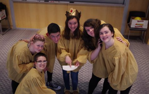 Drama Club Shakes it up with 'Shakespeare Abridged'