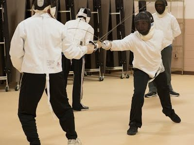 Fencing Program Expands to West Side