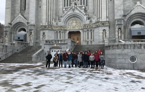 Students Explore the Tastes and Sights of Quebec