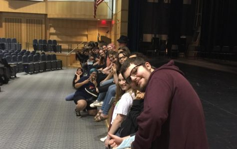 Drama Club Prepares for a Comedy You Don't Want to Miss