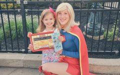 Supergirl Meets Little Supergirl