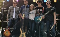 Sophomore is The Voice of Teen Band Vague Rendition