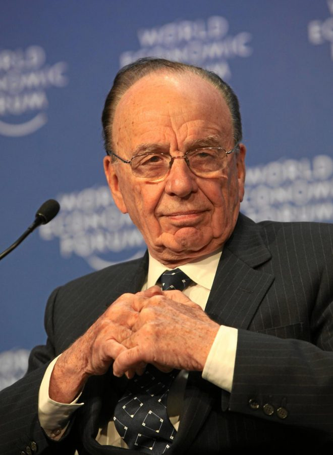 +Rupert+Murdoch%2C+founder+of+Fox+News.+Murdoch+also+owns+several+small+newspapers.++Photo+via+Wikimedia+Commons