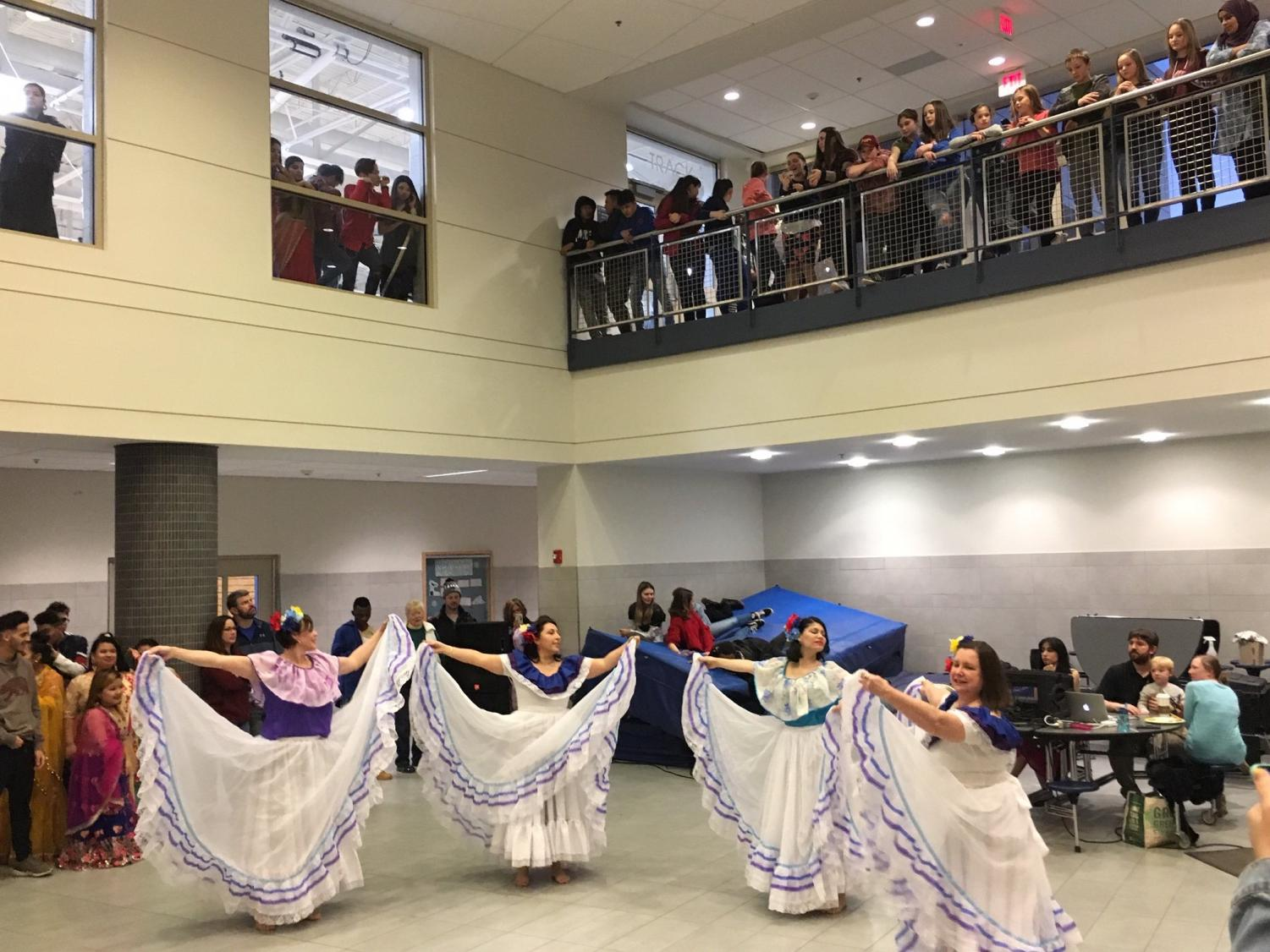 Performance by Grupo Folklorico Tradiciones