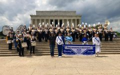 Band Wins Gold In DC