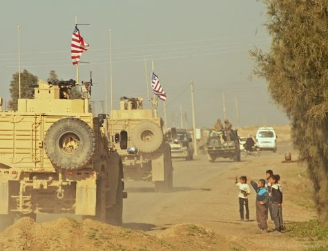 US troops pulled out of Syria in October of 2019, ending their involvement in the violent and chaotic Civil War.