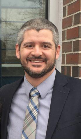 Mr. Danby,  the new principal at WSHS.