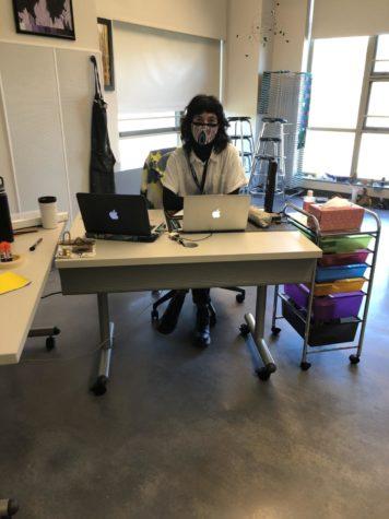 Former Student Joins Art Department