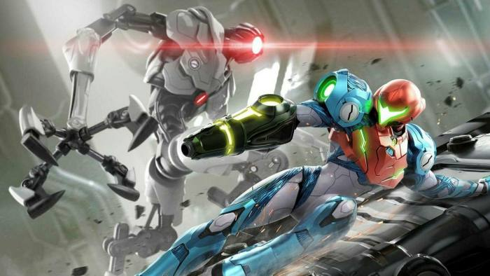 Metroid Dread is the 5th mainline entry Metroid game, the first 2d console game in 27 years